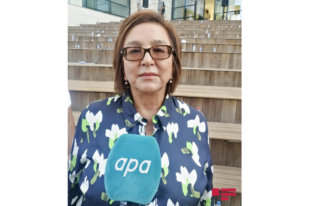 Малейка Аббасзаде: Впервые заполнено более 90 процентов плановых мест в магистратуре