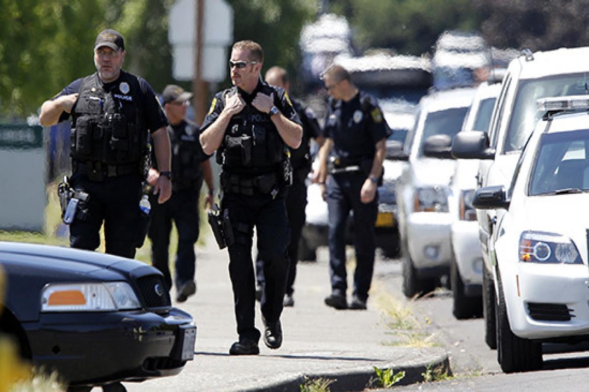 При стрельбе в США ранены восемь человек
