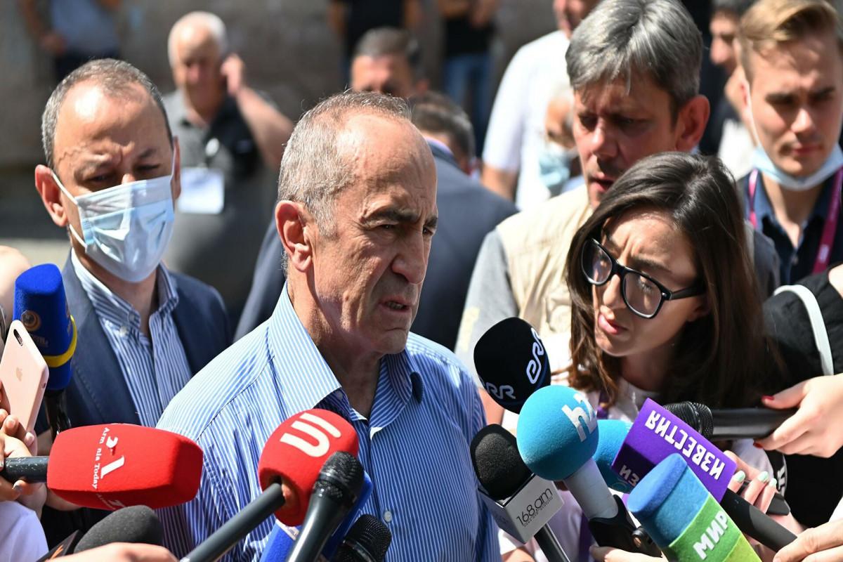 КС Армении отклонил иски политсил, требовавших аннулировать итоги выборов
