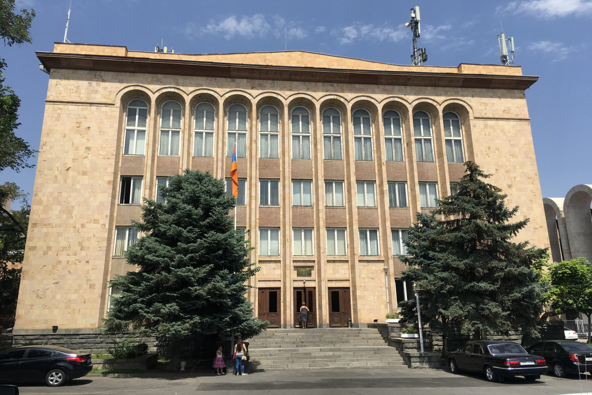 Armenia's Constitutional Court recognizes results of parliamentary elections