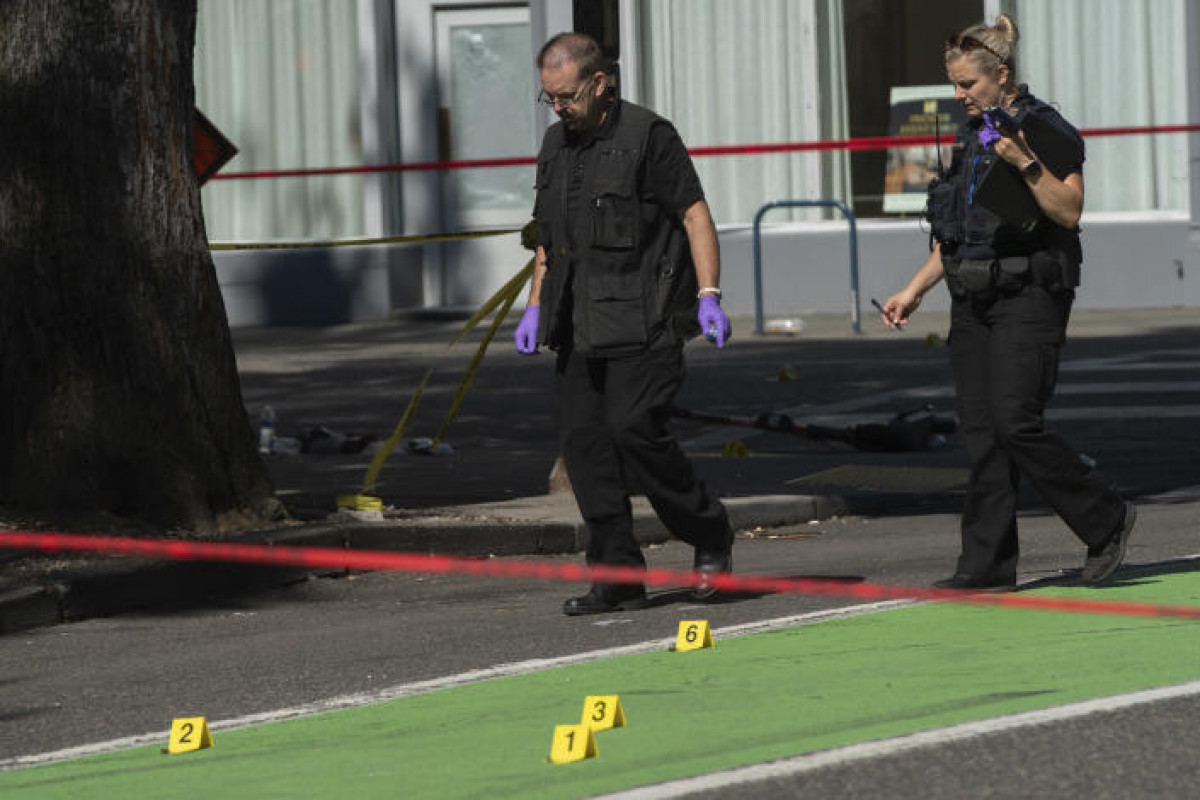 1 dead, at least 6 wounded in shooting in U.S. Portland