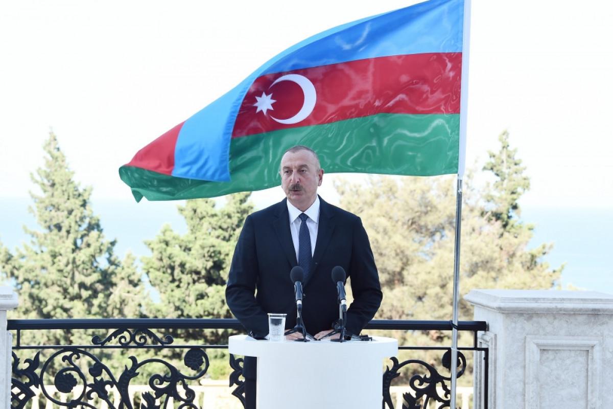 Президент Ильхам Алиев: Европейский Союз – наш близкий партнер
