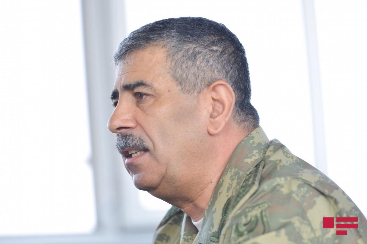 Закир Гасанов: Армения несет ответственность за эскалацию напряженности на границе