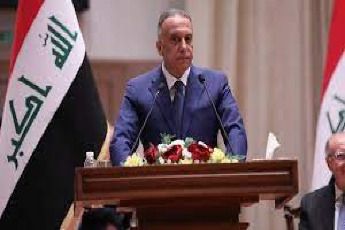 Prime Minister of Iraq says he would discuss US troops withdrawal with Biden