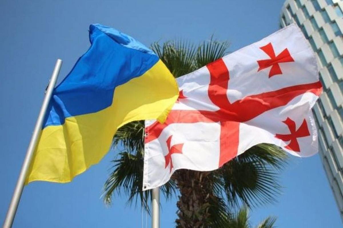 Ukrayna Prezidentinin Gürcüstana səfəri başlayıb