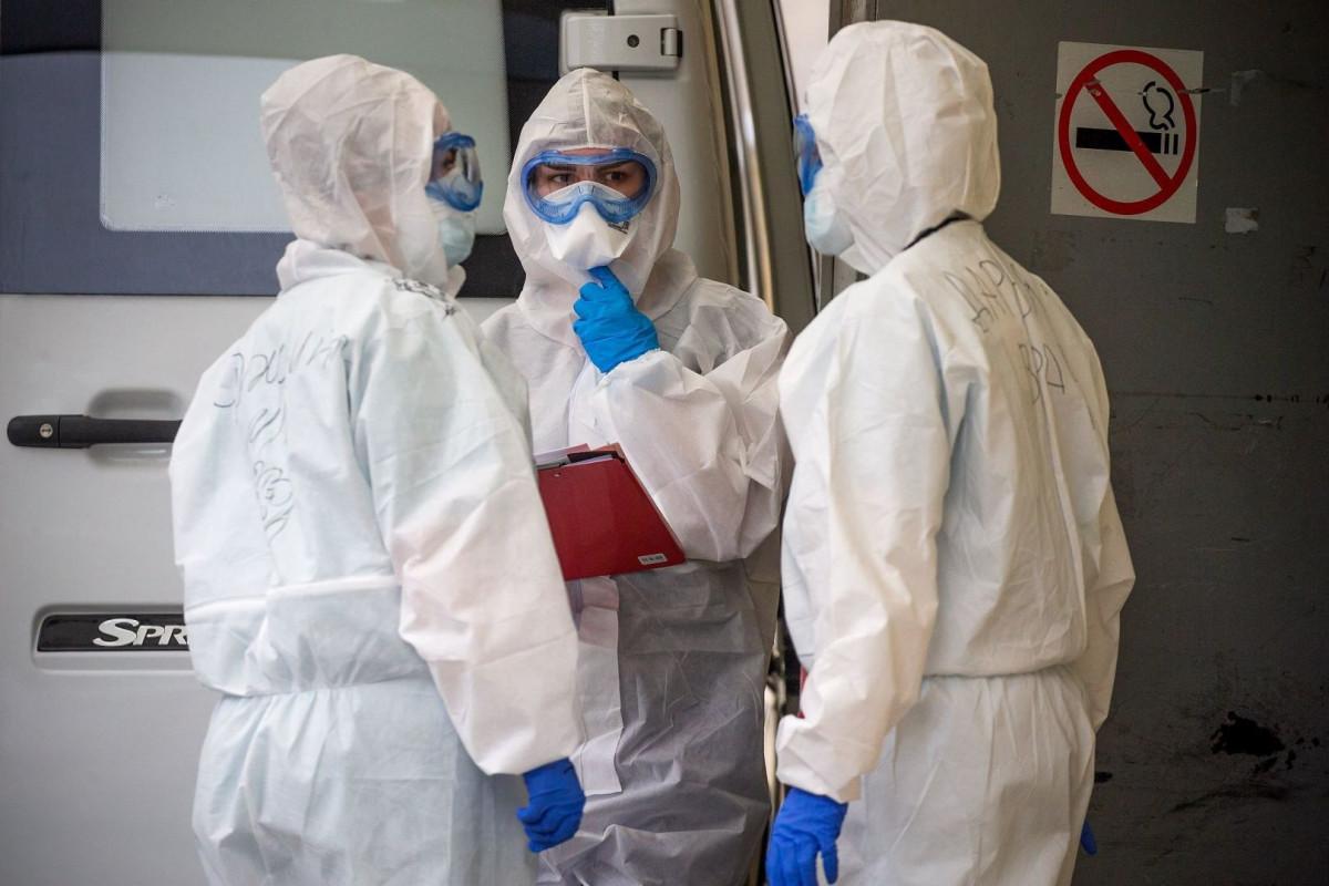 За последние сутки в России от коронавируса скончались 719 человек