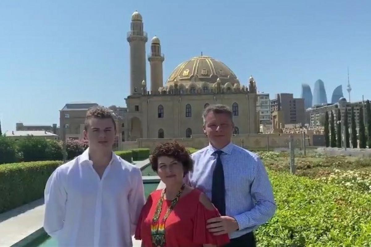 Ukrainian ambassador congratulates Azerbaijani people on Eid-Al-Adha