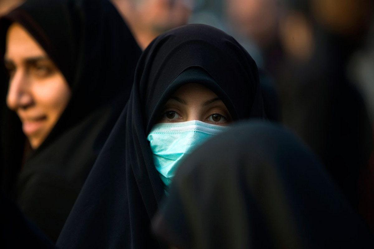 İranda son sutka ərzində 213 nəfər COVID-19-dan ölüb