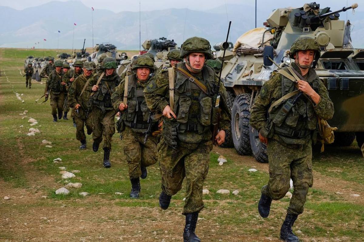 Russia, Uzbekistan, Tajikistan to hold drills near Afghan border