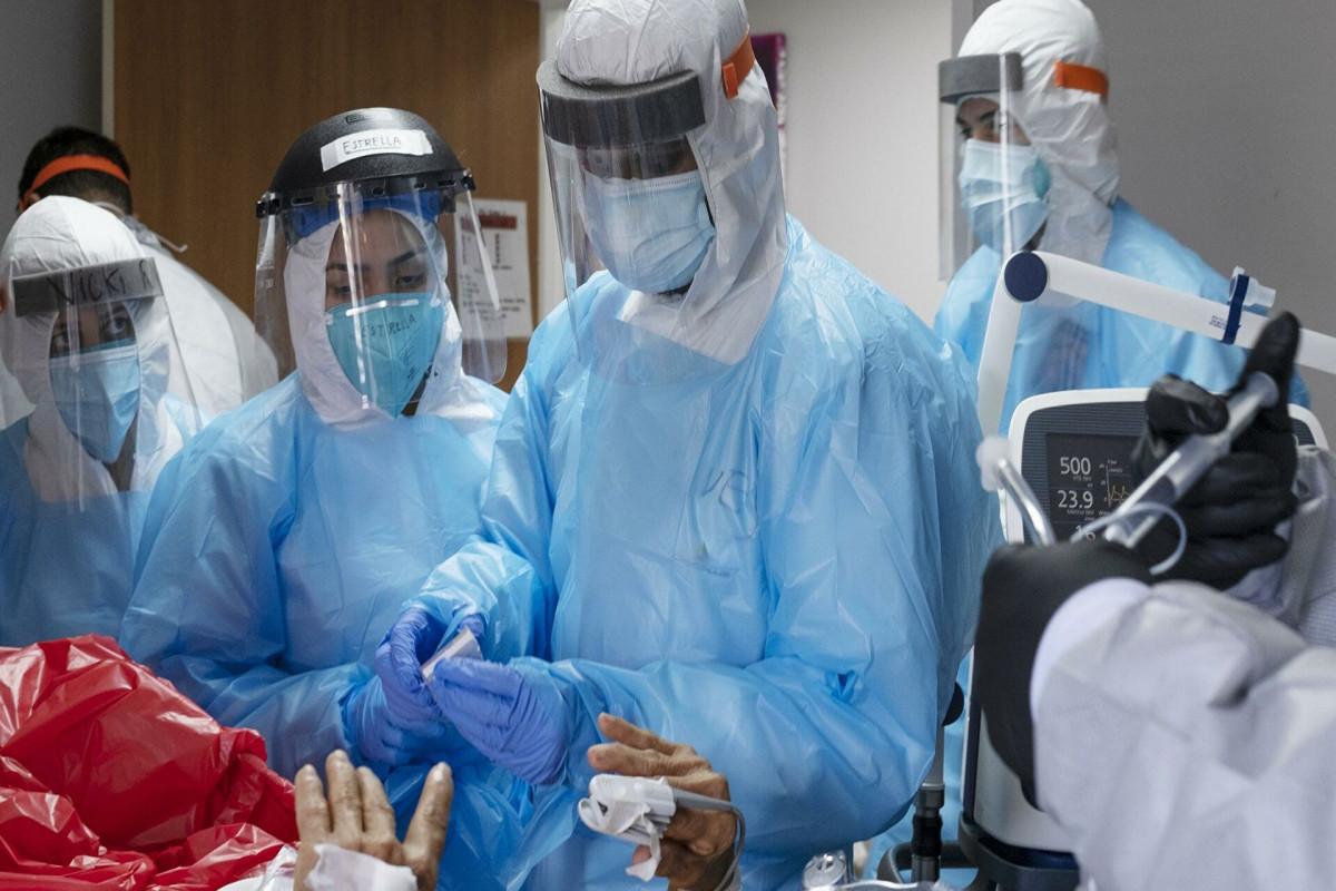 ВОЗ обнаружила коронавирус «лямбда» в 30 странах