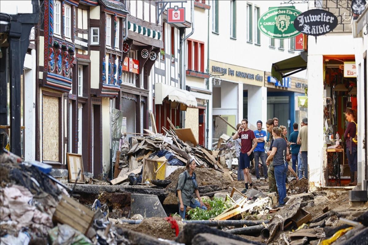 German authorities slammed for flood warning failure