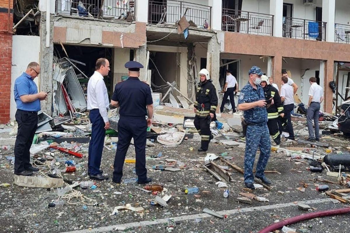 ABŞ-da mənzildə partlayış baş verib, 3-ü uşaq olmaqla 6 nəfər yaralanıb