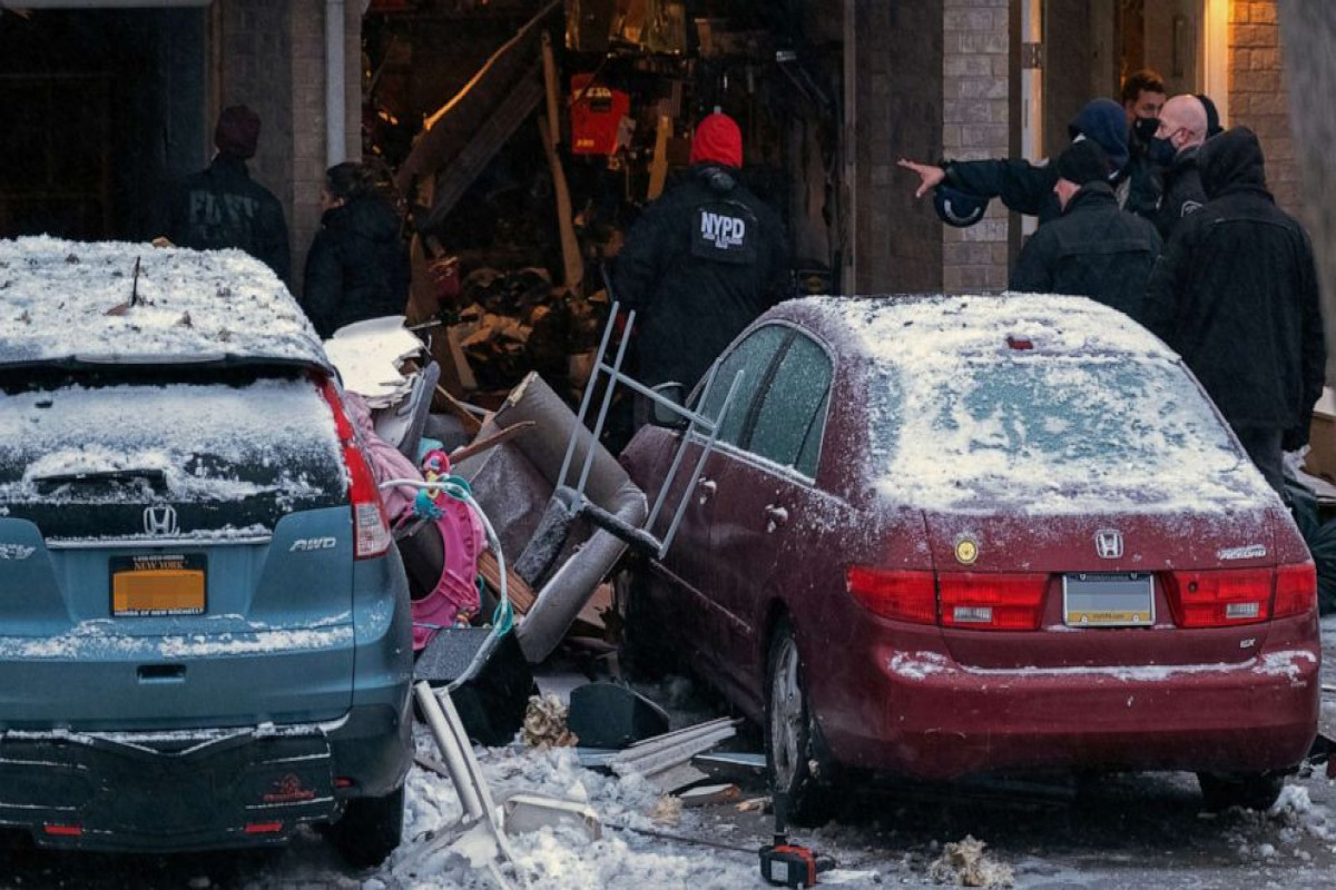 6 kids among 9 hurt in gas explosion at an apartment in US