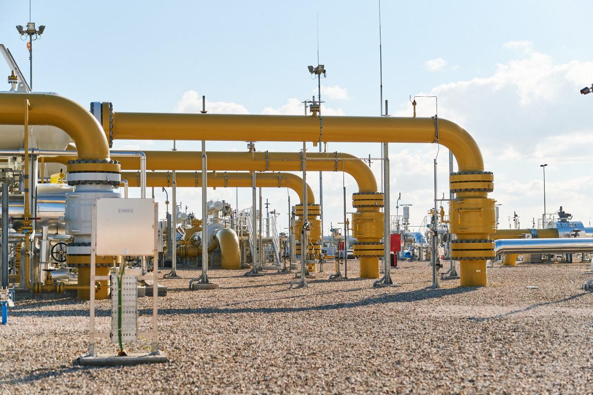 Gas prices decrease on world market