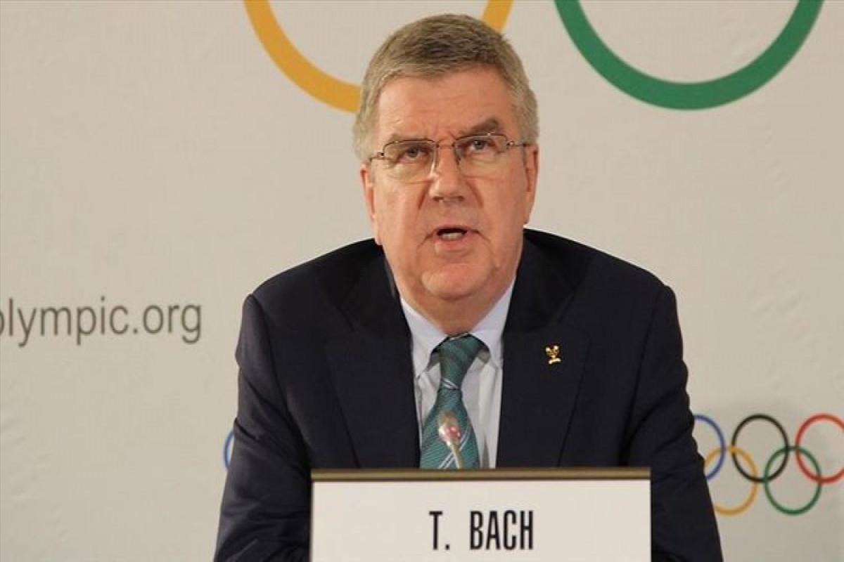 "Tokyo Olympics cancellation ""never an option,"" says IOC President"