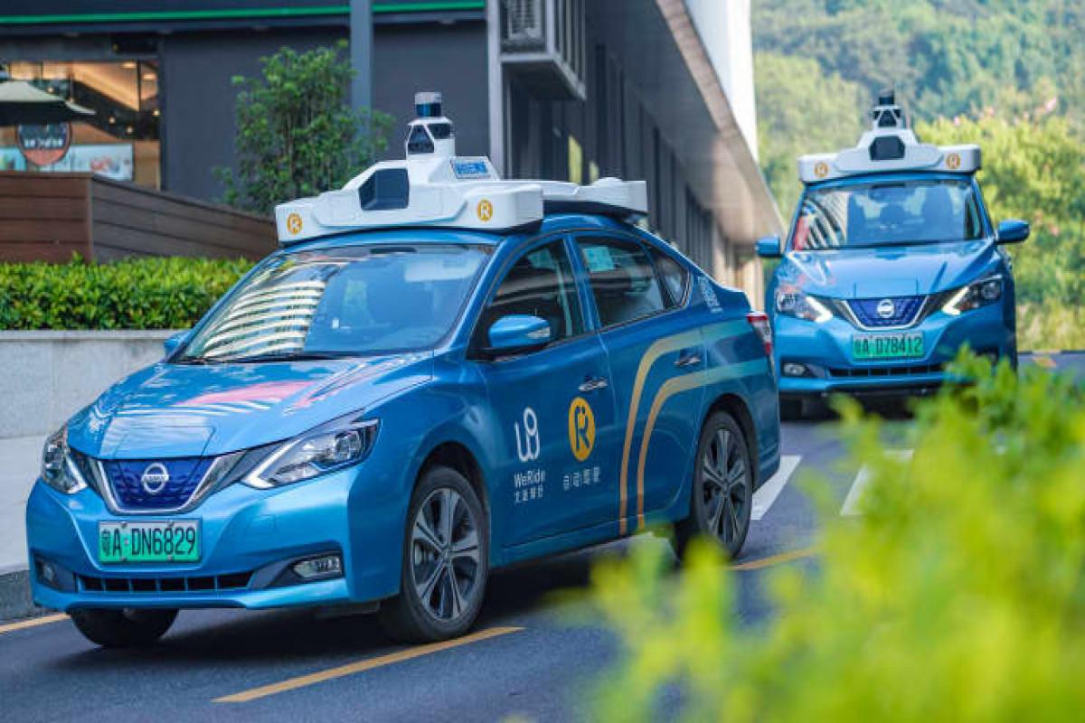 Chinese driverless car start-up WeRide makes first acquisition as competition ramps up