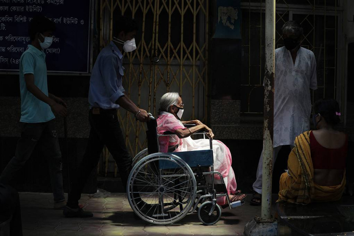India reports lowest daily number of coronavirus cases in four months