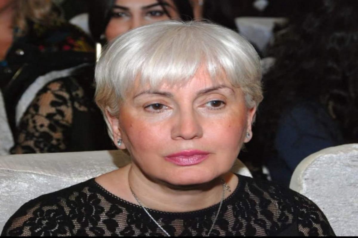 Скончалась член Союза кинематографистов Азербайджана Земфира Бабаева