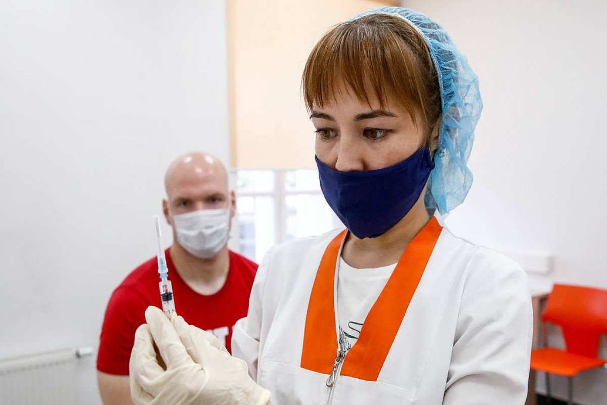 Over four mln people inoculated against coronavirus in Moscow