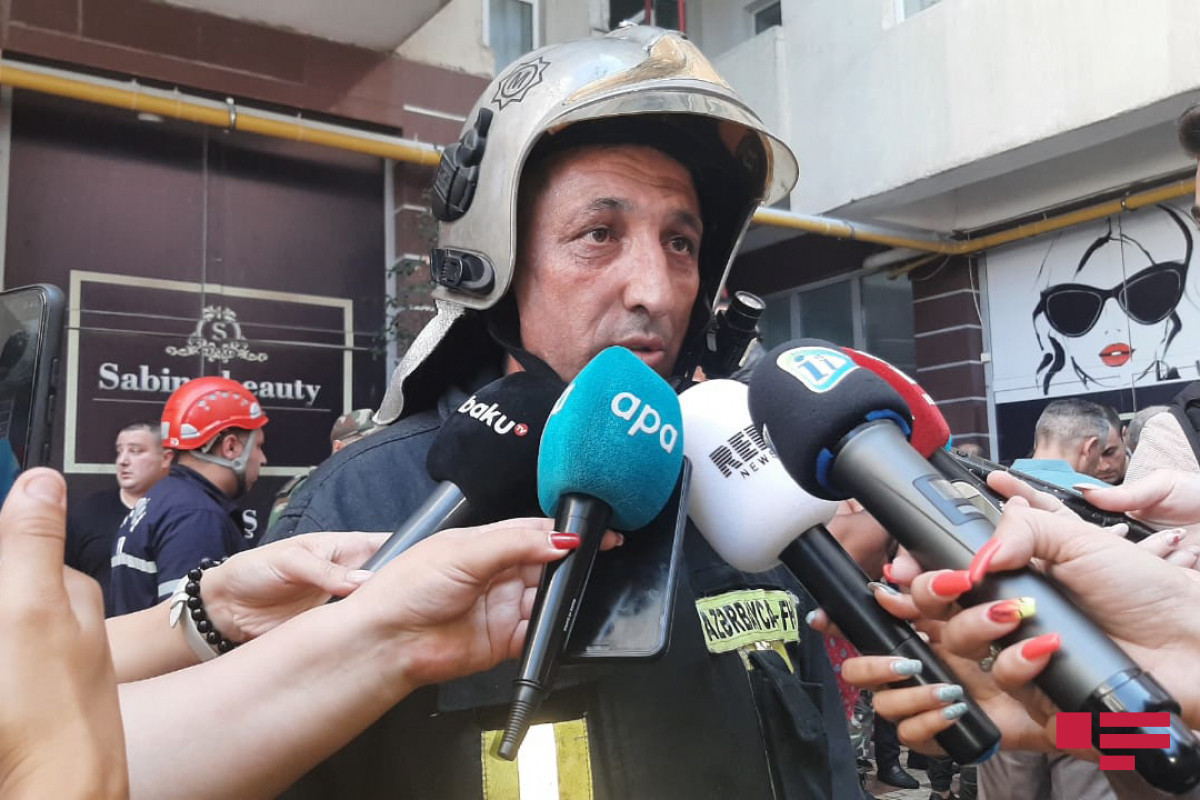 State Fire Protection Service: Two people were poisoned by smoke during the fire, 40 people evacuated