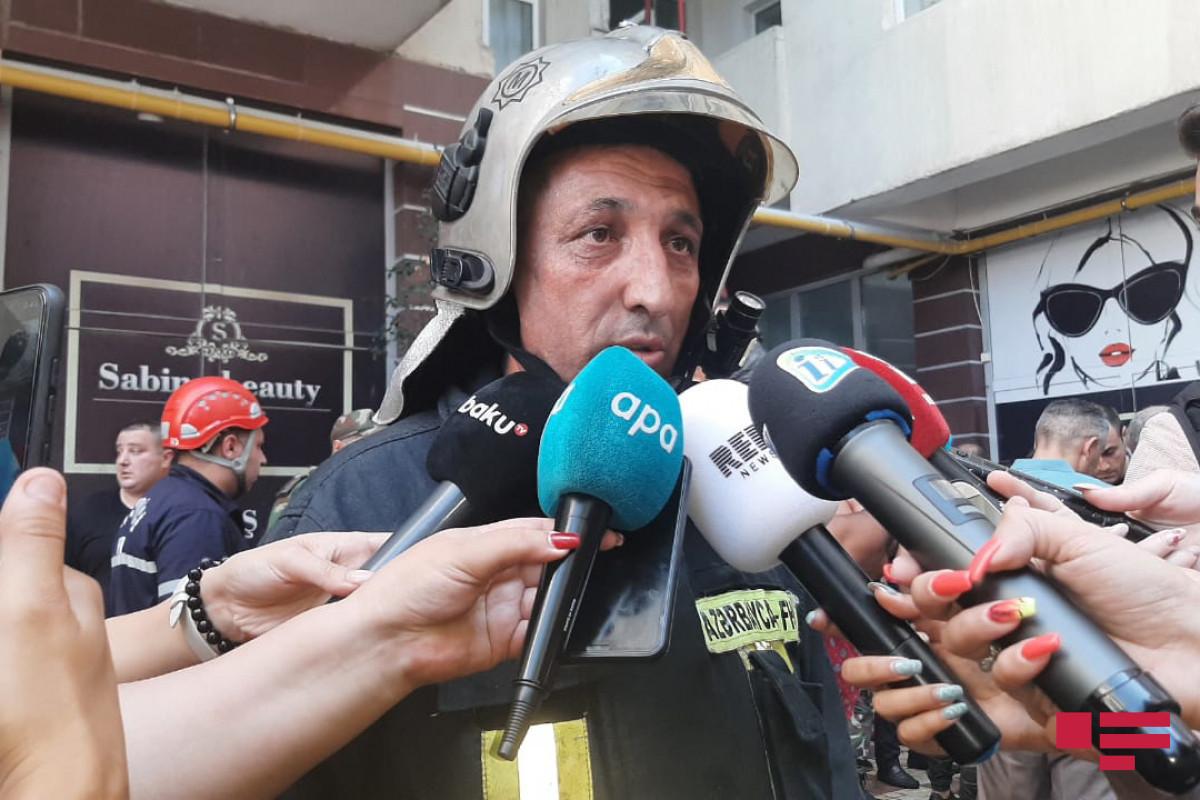 Госслужба пожарной охраны: Во время пожара 2 гражданина отравились угарным газом, 40 человек были эвакуированы
