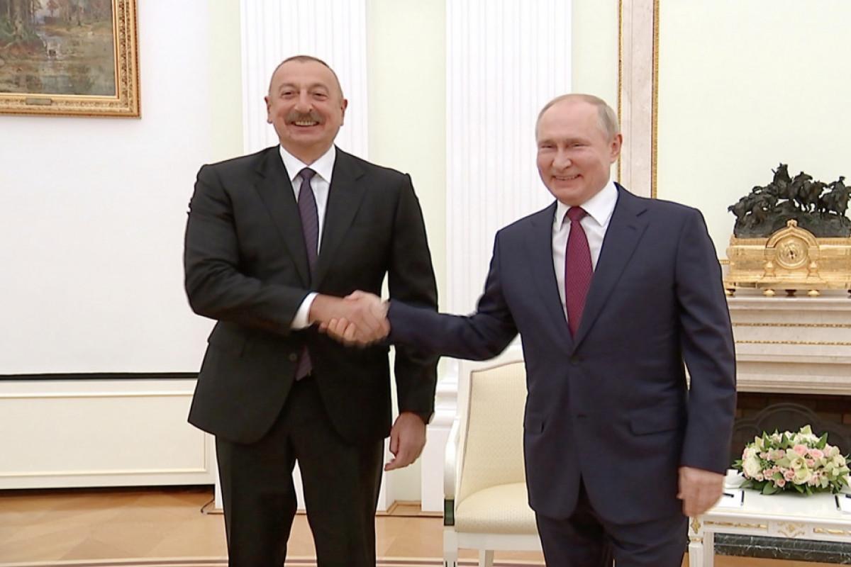 Ильхам Алиев: Мы настроены решительно на то, чтобы постконфликтный период протекал безболезненно -ВИДЕО -ОБНОВЛЕНО