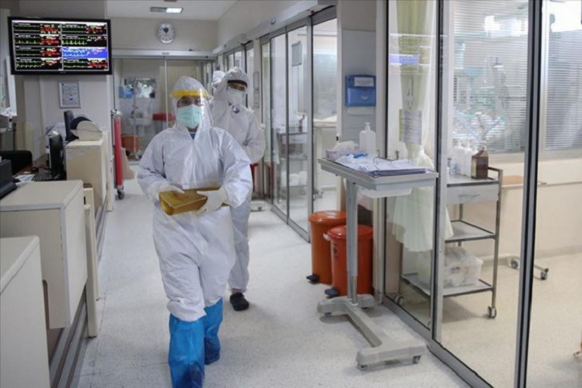 Türkiyədə son sutkada koronavirusdan 46 nəfər ölüb