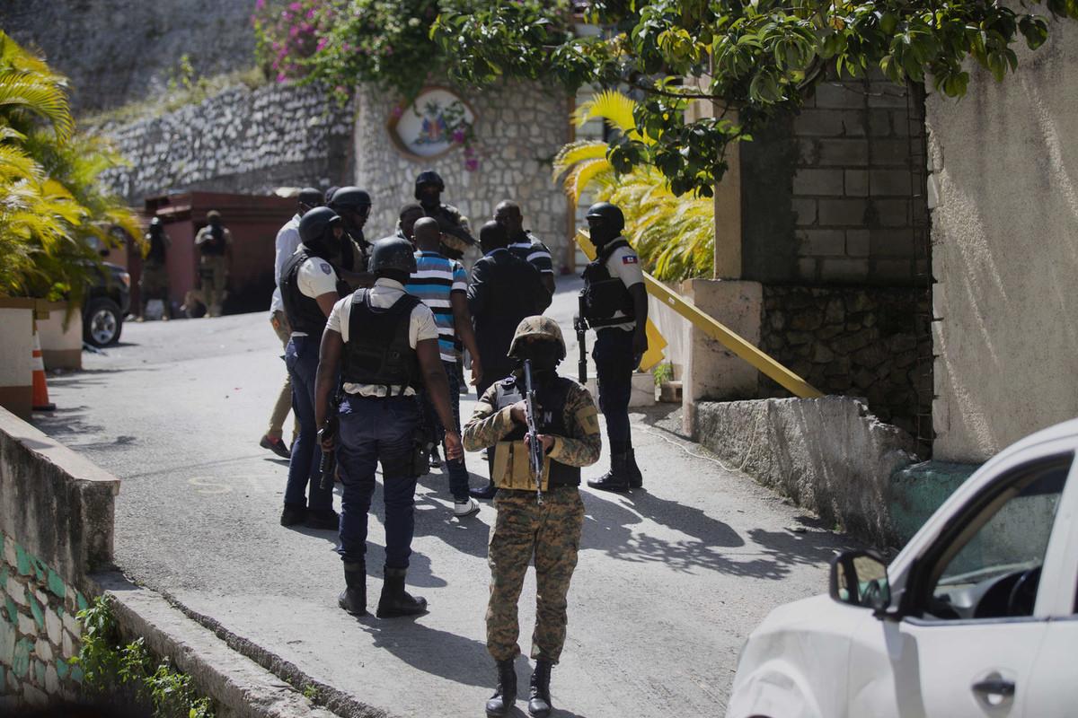 Haiti prezidentinin qətlinə görə daha 3 nəfər saxlanılıb