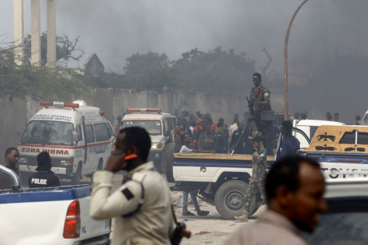 U.S. military carries out first air strike in Somalia under Biden