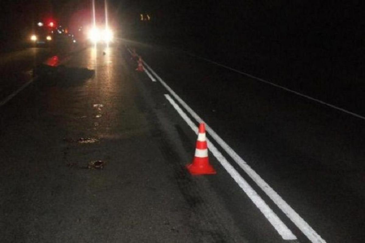 На автомагистрали Баку-Газах столкнулись шесть автомобилей, ранены три человека