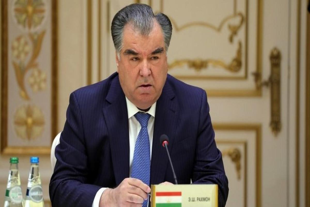Tacikistan Prezidentinin bacısı COVID-19-dan vəfat edib