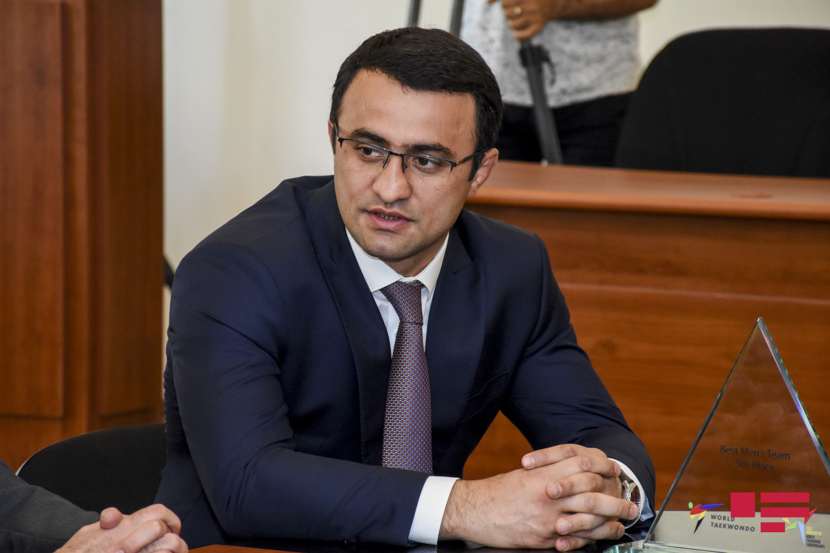 Chief de-mission of Azerbaijan comments on news regarding cancellation of Olympic Games