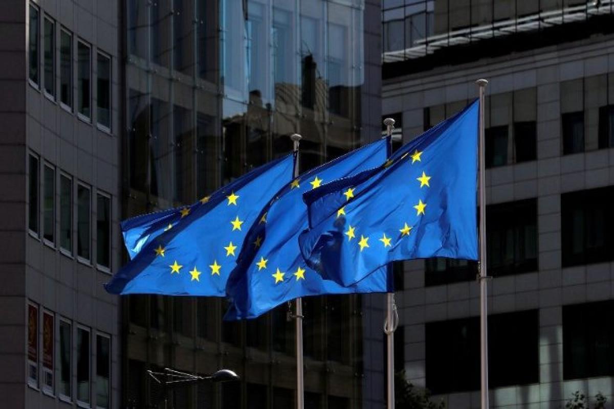 В Грузии будет введен штраф за сожжение флага Евросоюза