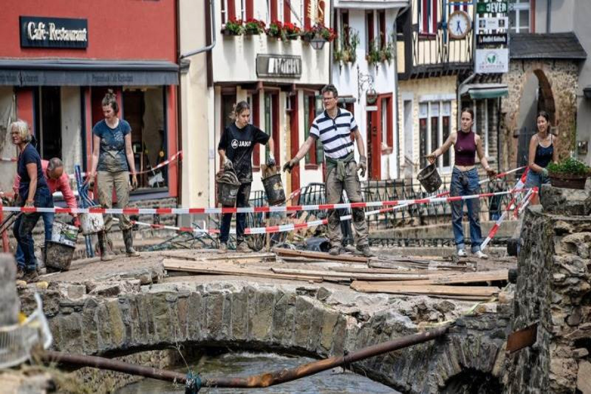 Germany to provide €400M in flood emergency aid
