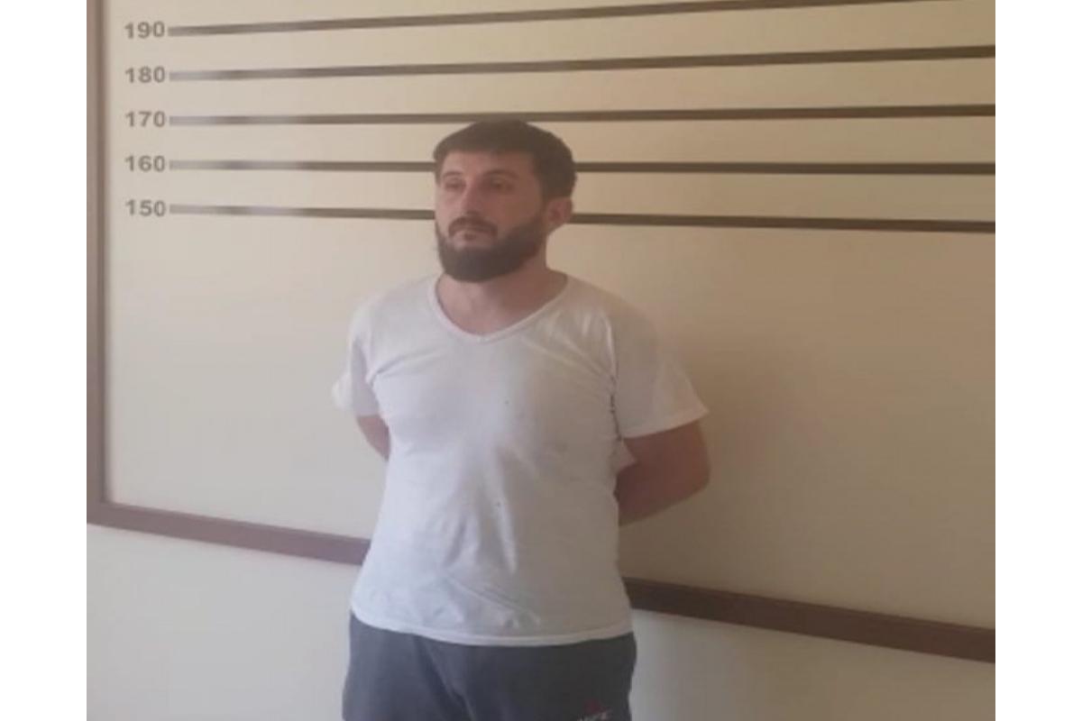 У жителя Мингячевира изъято огнестрельное оружие - ФОТО