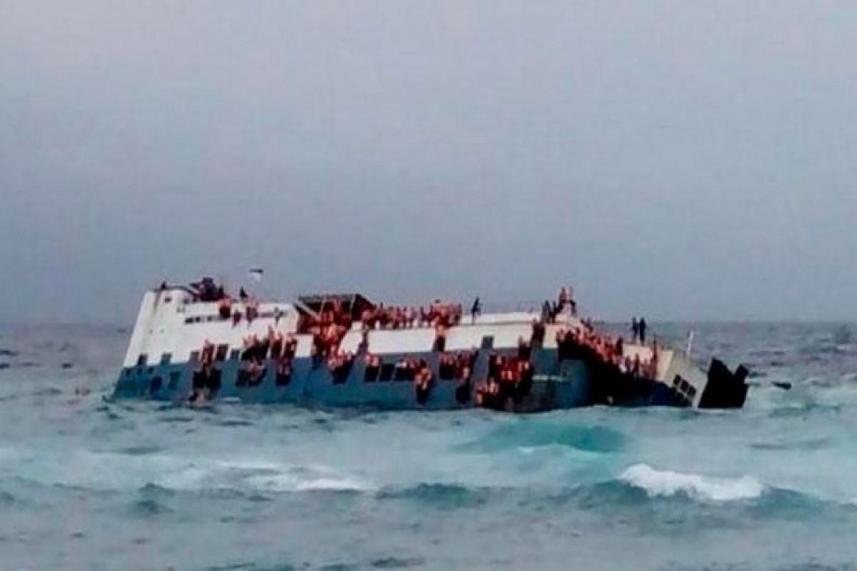 Aralıq dənizində miqrantları daşıyan gəmi batıb, 17 nəfər boğulub