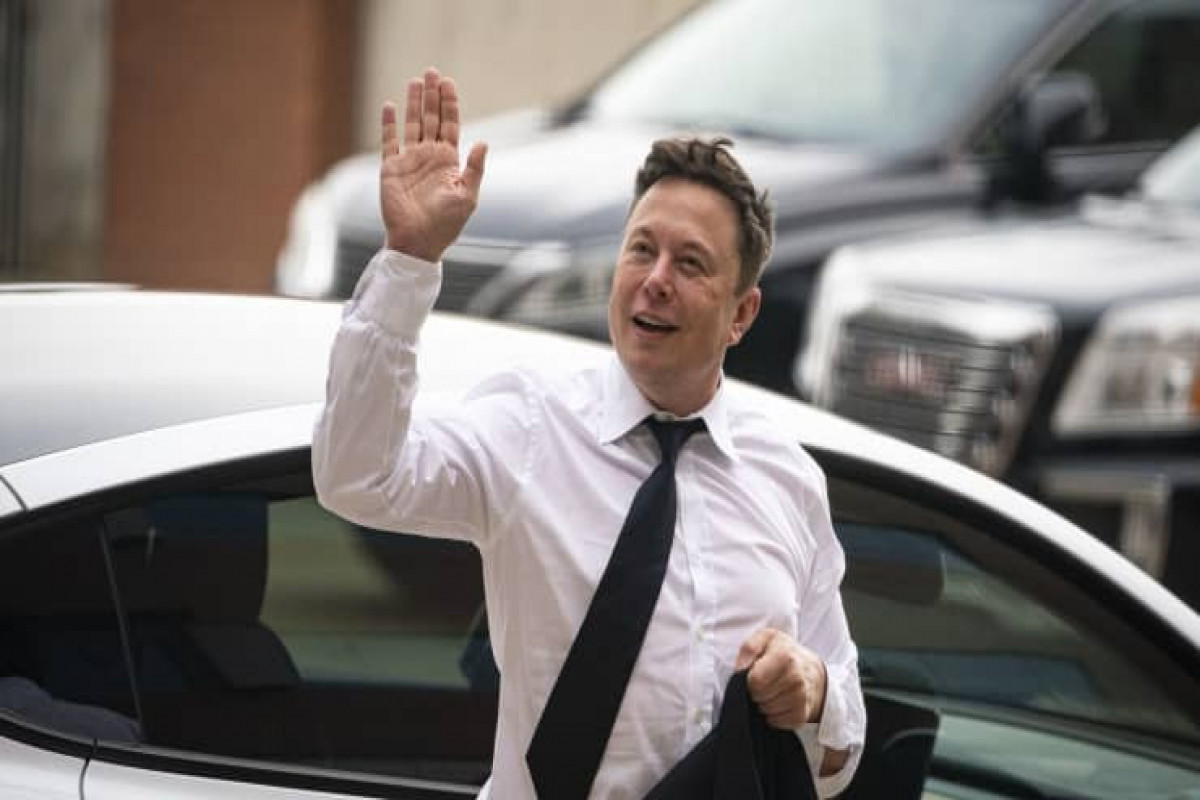 Elon Musk says Tesla will likely start accepting bitcoin again