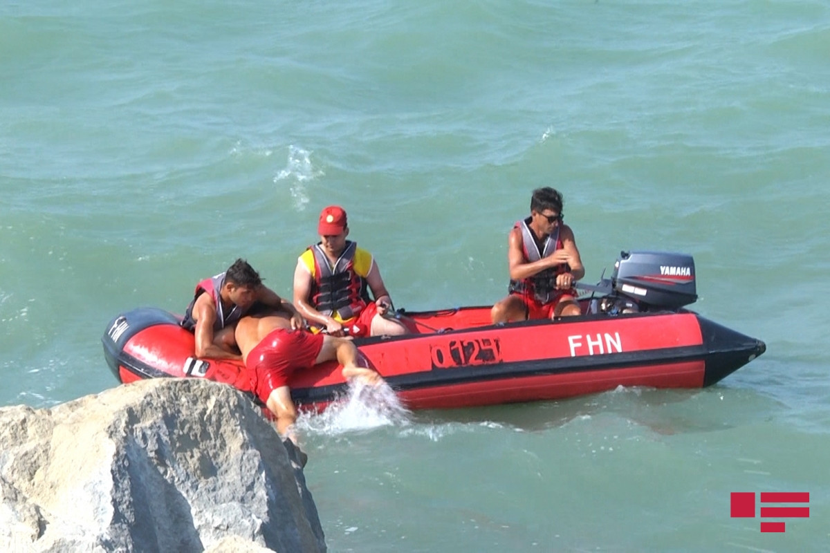 FHN: Ötən sutka suda boğulan 2 nəfərin meyiti tapılıb
