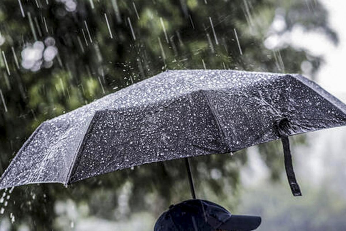 """Sabah bəzi rayonlarda intensiv yağış yağacaq, dolu düşəcək - <span class=""""red_color"""">VİDEO"""