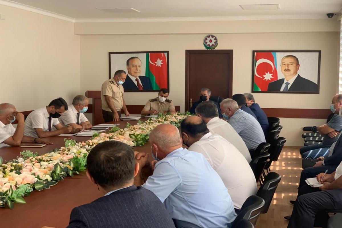По инициативе Государственной службы пожарного надзора МЧС состоялось семинар-совещание