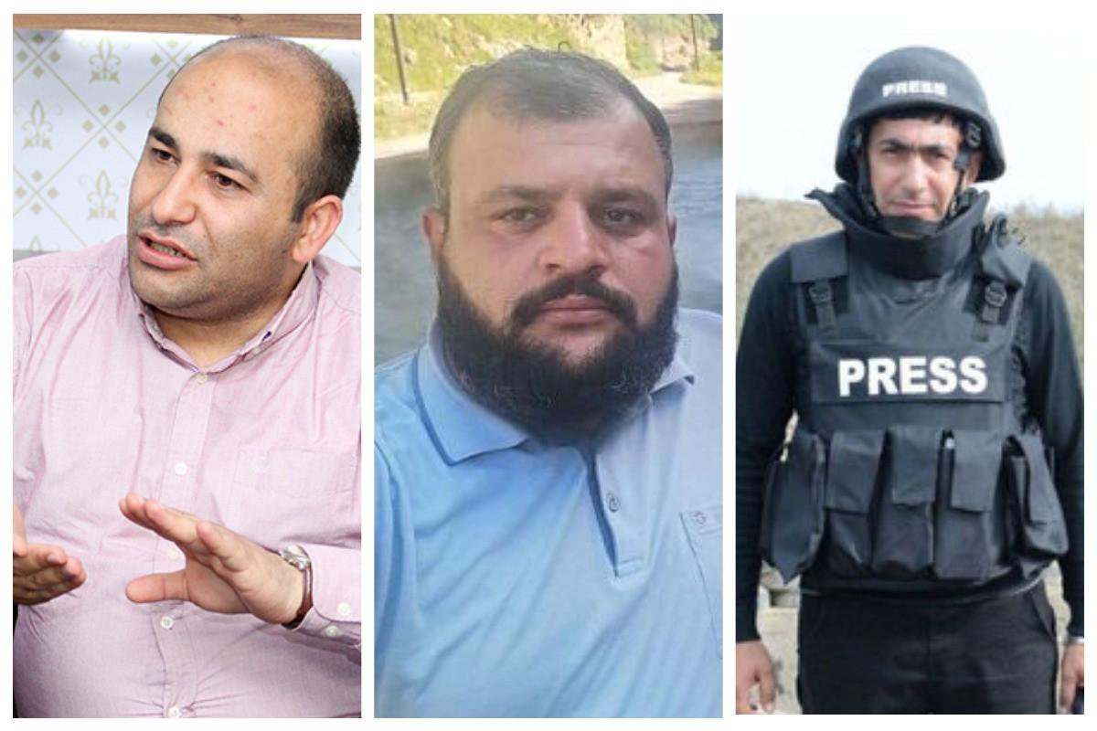 Məhərrəm İbrahimov, Sirac Abışov və Rəşad Süleymanov Ali Media Mükafatı ilə təltif olunub