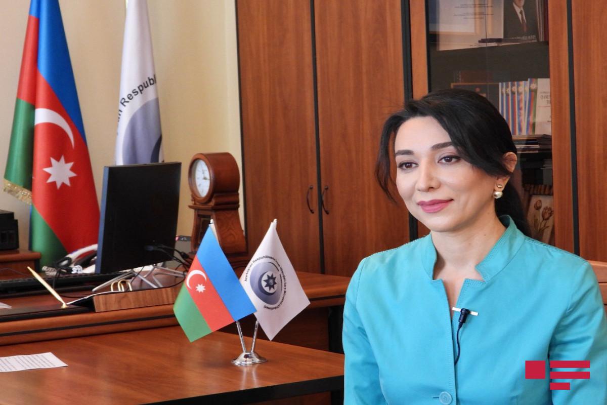Сабина Алиева выразила протест против заявления, озвученного Омбудсменом Армении в Совете по правам человека ООН