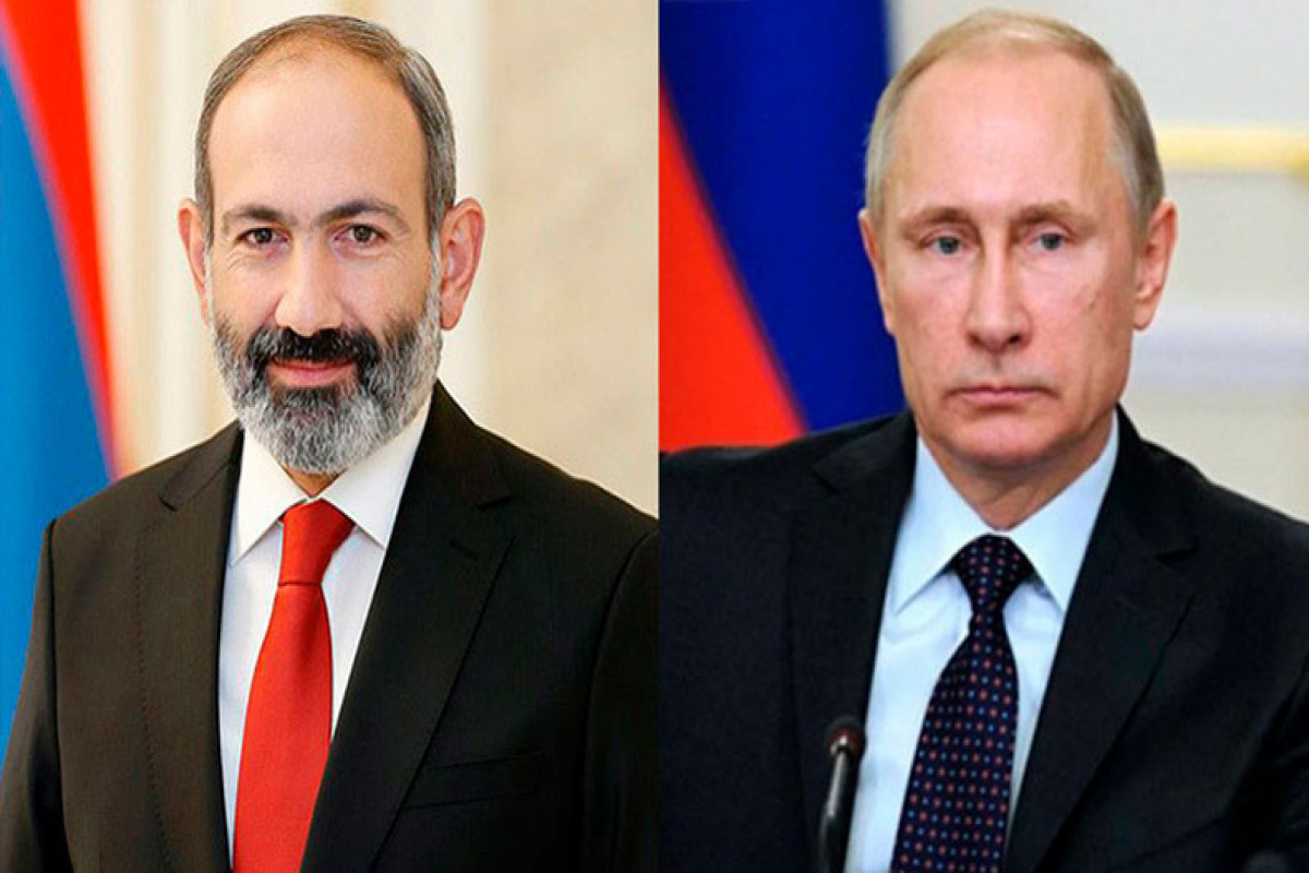 Russian President and Armenia's acting PM hold telephone conversation