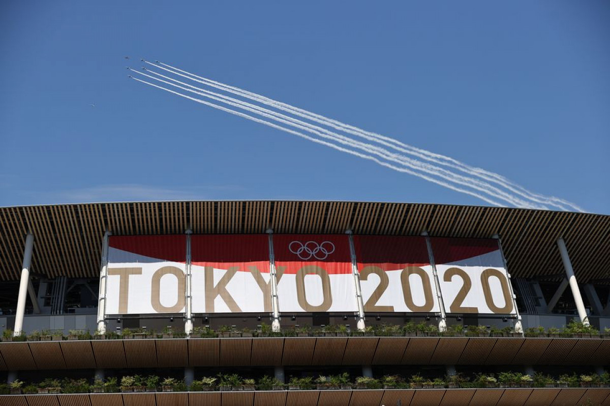 Opening ceremony director fired on Tokyo Games eve over Holocaust joke