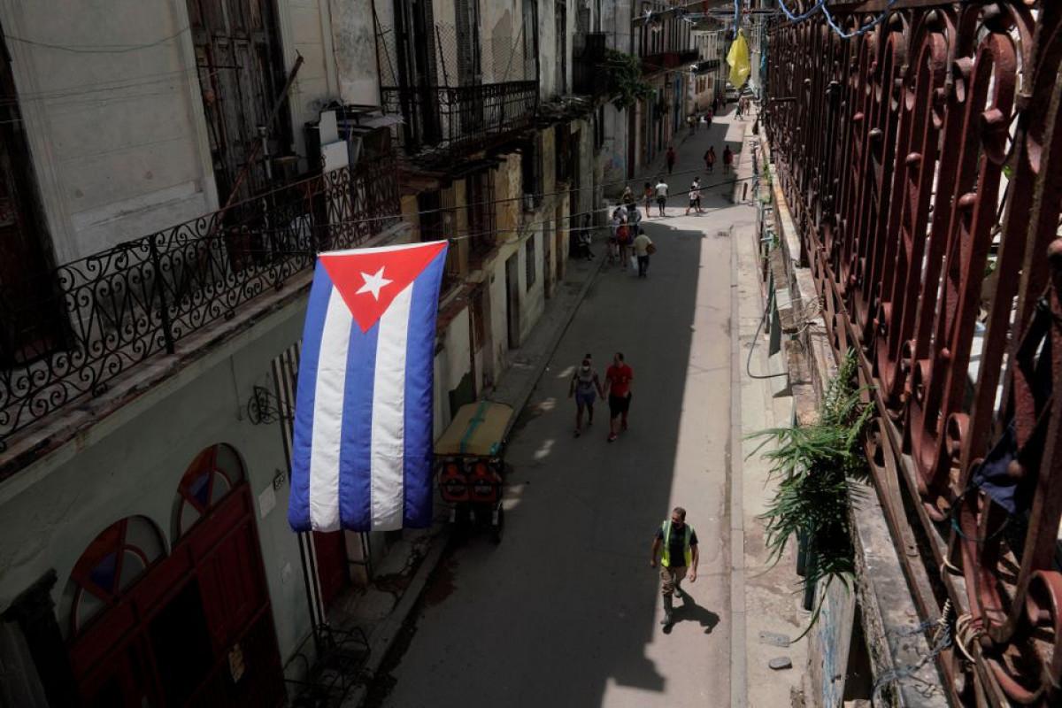 U.S. sanctions senior Cuban security official, special forces unit over protest crackdown