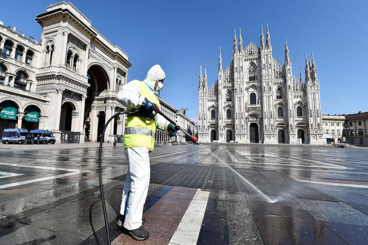 Италия продлила режим ЧС из-за COVID-19 до конца года