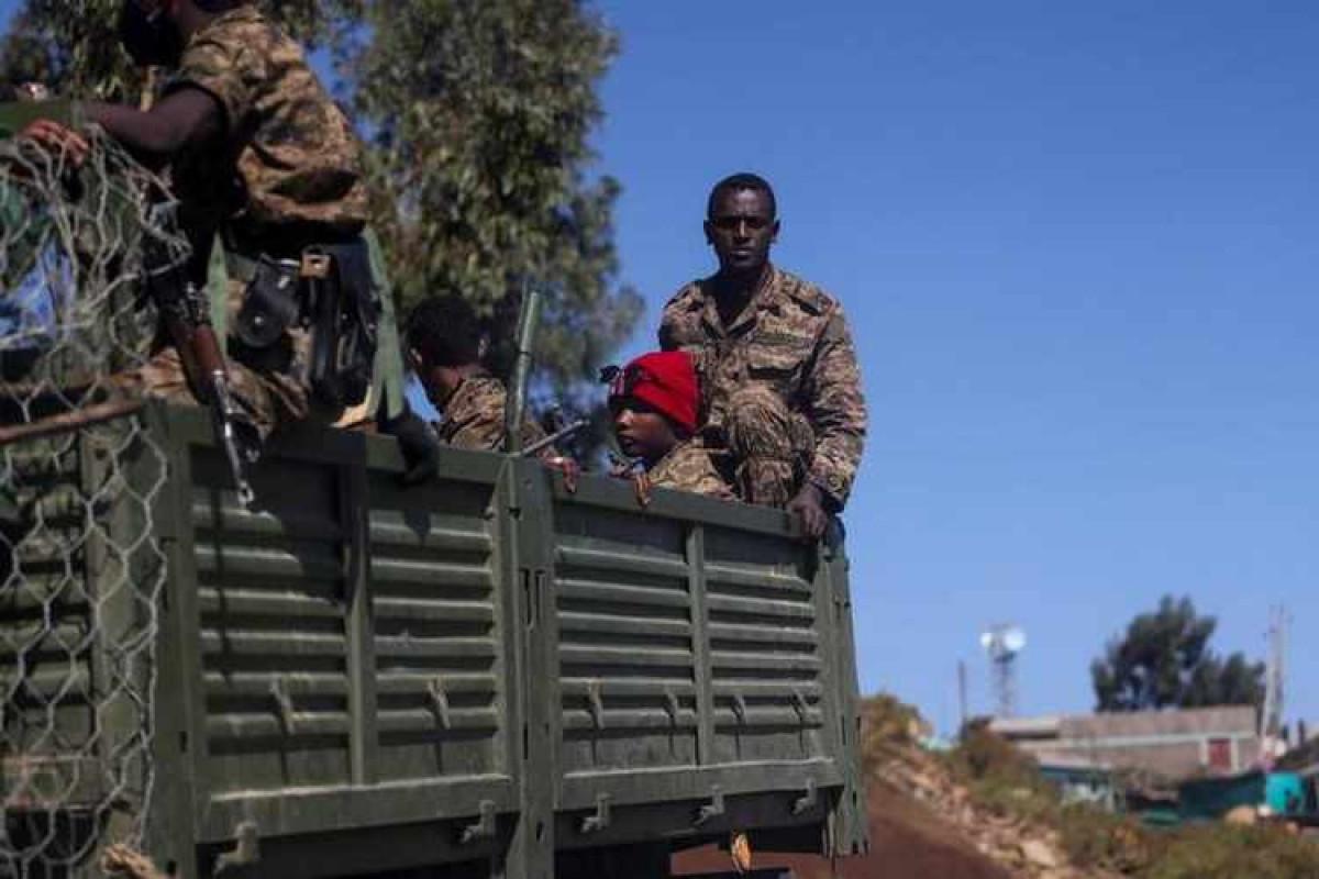 Fighting in Ethiopia