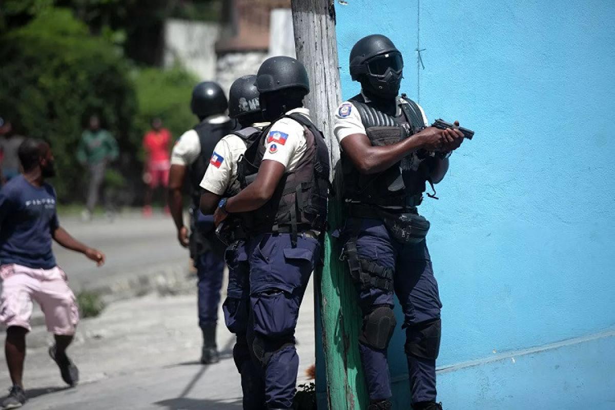 Dövlət Departamenti: Haiti prezidentinin qatillərindən 6-sı ABŞ-ın hərbi təlimini keçib