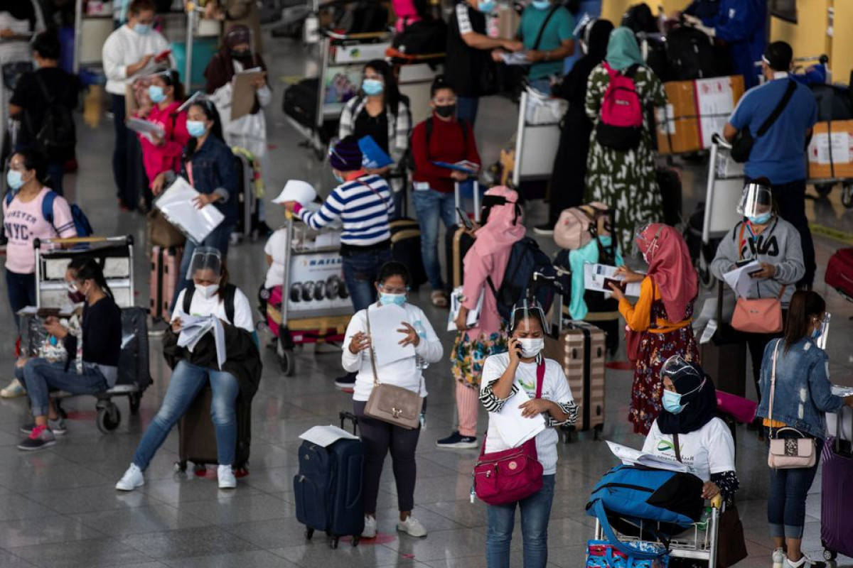 Philippines to bar travel from Malaysia, Thailand to curb Delta