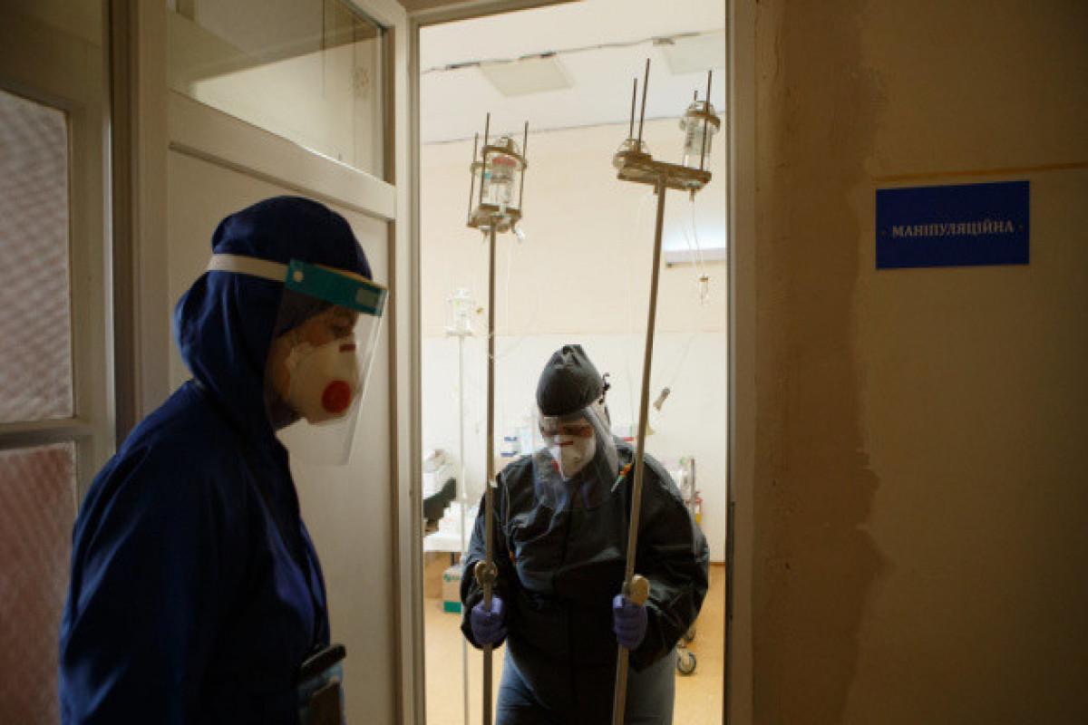 Ukraine reports 763 new coronavirus cases